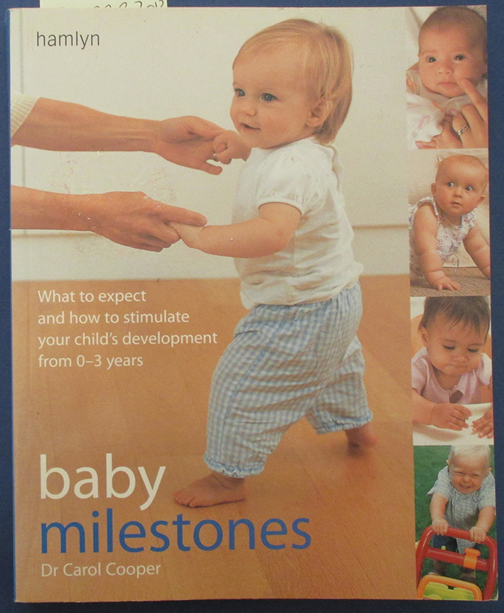 Image for Baby Milestones: What To Expect and How to Stimulate Your Child's Development from 0-3 Years