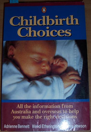 Childbirth Choices