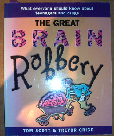 Image for Great Brain Robbery, The: What Everyone Should Know About Teenagers and Drugs