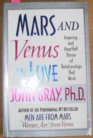 Image for Mars and Venus in Love: Inspiring and Heartfelt Stories of Relationships That Work