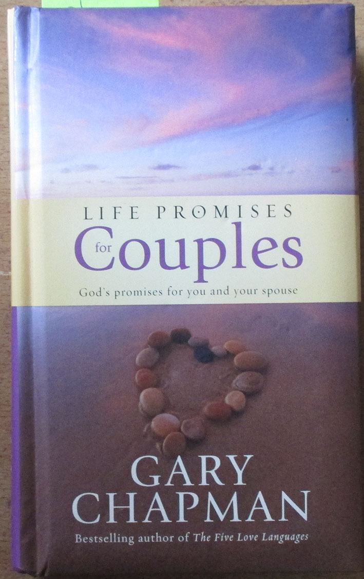 Image for Life Promises For Couples: God's Promises For You and Your Spouse