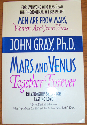Image for Mars and Venus Together Forever