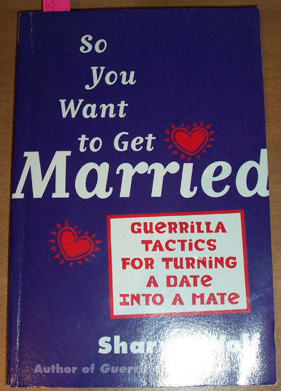 Image for So You Want to Get Married