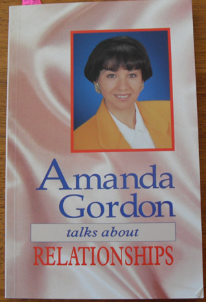 Image for Amanda Gordon Talks About Relationships