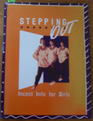 Image for Stepping Out: Incest Info for Girls
