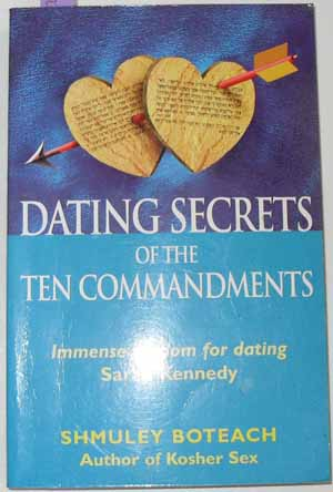 Image for Dating Secrets of the Ten Commandments