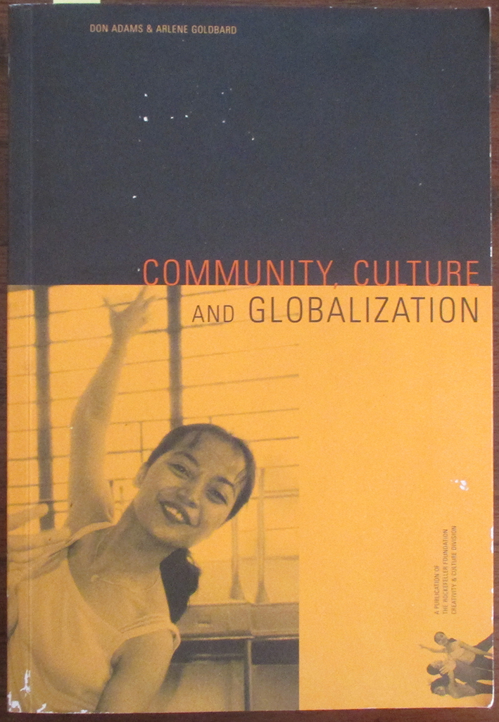Image for Community, Culture and Globalization