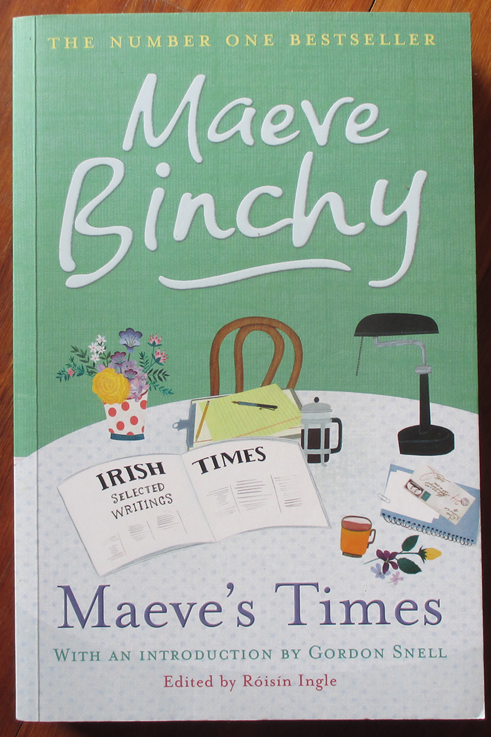 Image for Maeve's Times: Selected Irish Times Writings
