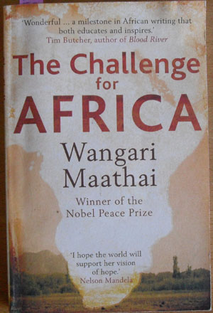 Image for Challenge for Africa, The