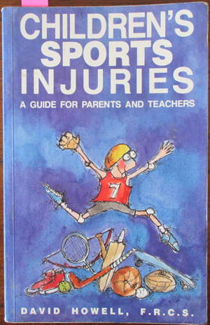 Image for Children's Sports Injuries: A Guide for Parents and Teachers