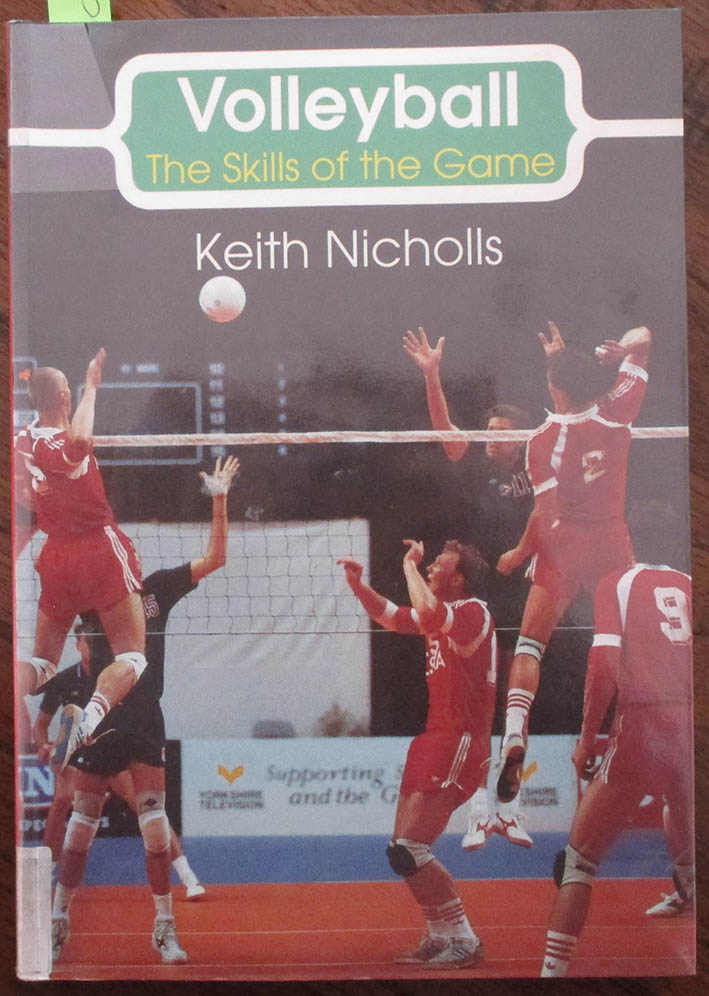 Image for Volleyball: The Skills of the Game