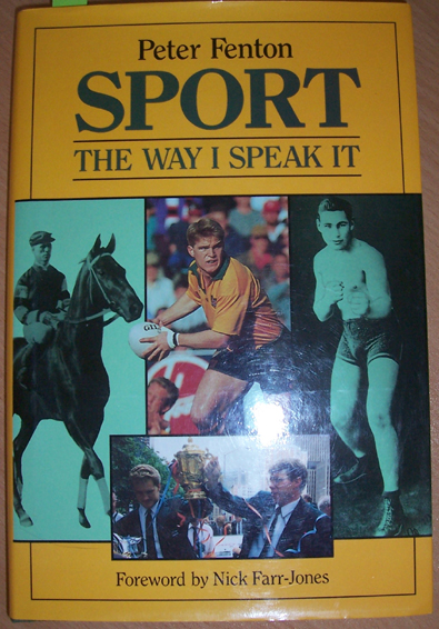 Image for Sport: The Way I Speak It