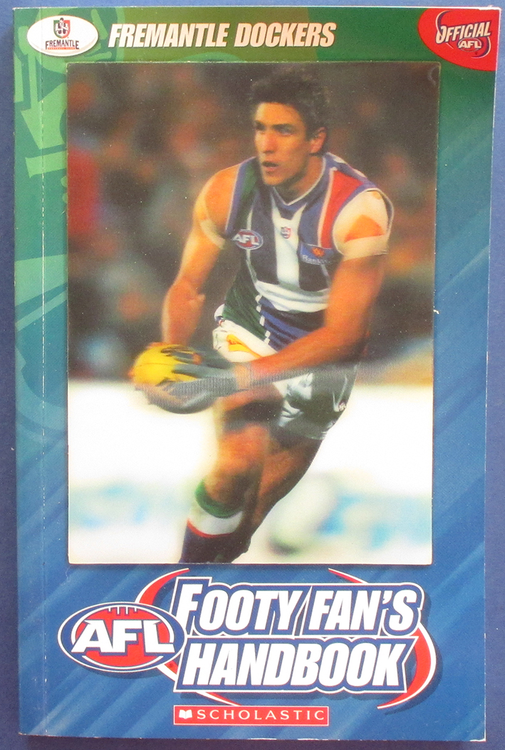 Image for AFL Footy Fan's Handbook: Fremantle Dockers
