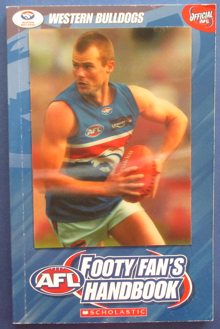 Image for AFL Footy Fan's Handbook: Western Bulldogs