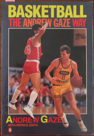 Image for Basketball: The Andrew Gaze Way
