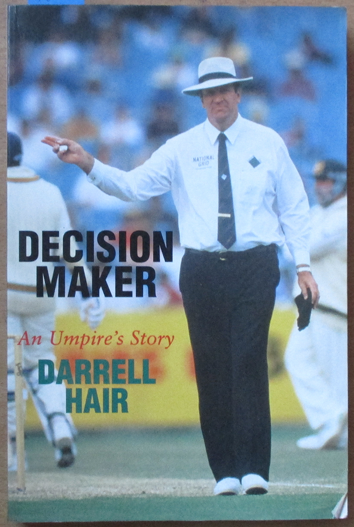 Image for Decision Maker: An Umpire's Story