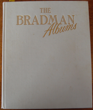 Image for Bradman Albums, The: Volume 2