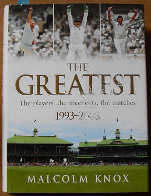 Image for Greatest, The: The Players, the Moments, the Matches (1993-2008)