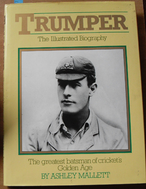 Image for Trumper: The Illustrated Biography (The Greatest Batsman of Cricket's Golden Age