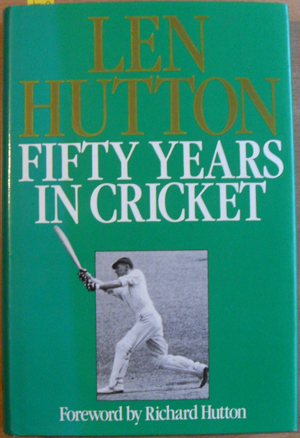 Image for Fifty Years in Cricket