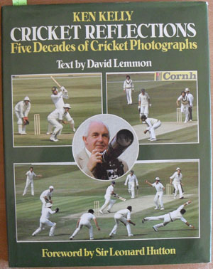 Image for Cricket Reflections: Five Decades of Cricket Photographs