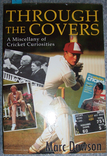 Image for Through the Covers: A Miscellany of Cricket Curiosities