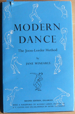 Image for Modern Dance: The Jooss-Leeder Method