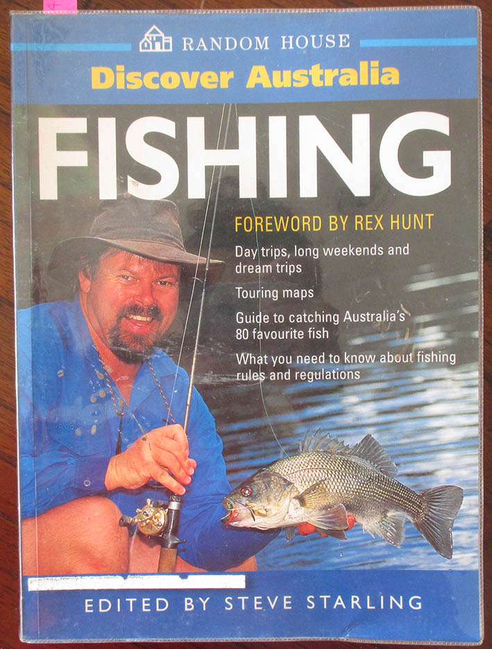 Image for Discover Australia: Fishing