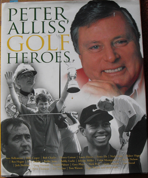 Image for Peter Alliss' Golf Heroes