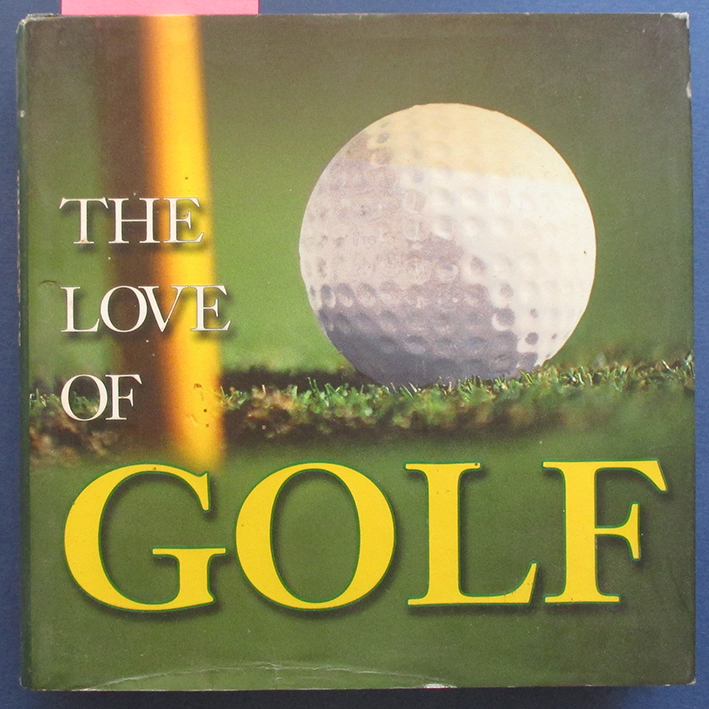 Image for Love of Golf, The