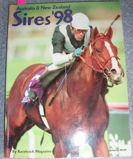 Image for Australia & New Zealand Sires '98