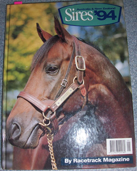 Image for Australia & New Zealand Sires '94