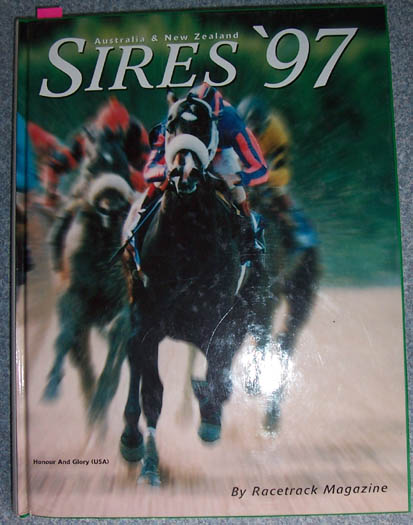 Image for Australia & New Zealand Sires '97