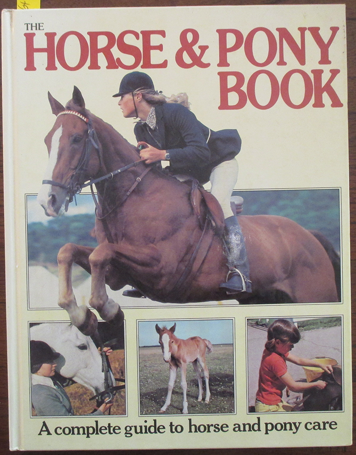 Image for Horse & Pony Book, The: A Complete Guide to Horse and Pony Care