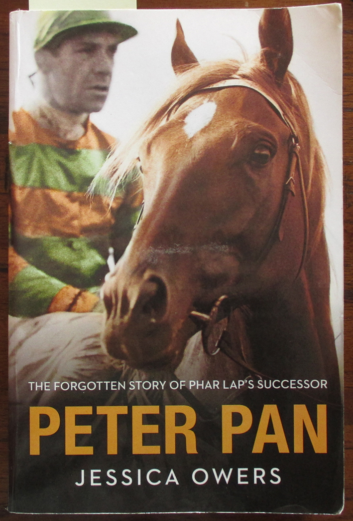 Image for Peter Pan: The Forgotten Story of Phar Lap's Successor