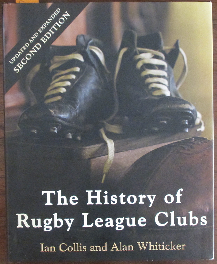 Image for History of Rugby League Clubs, The