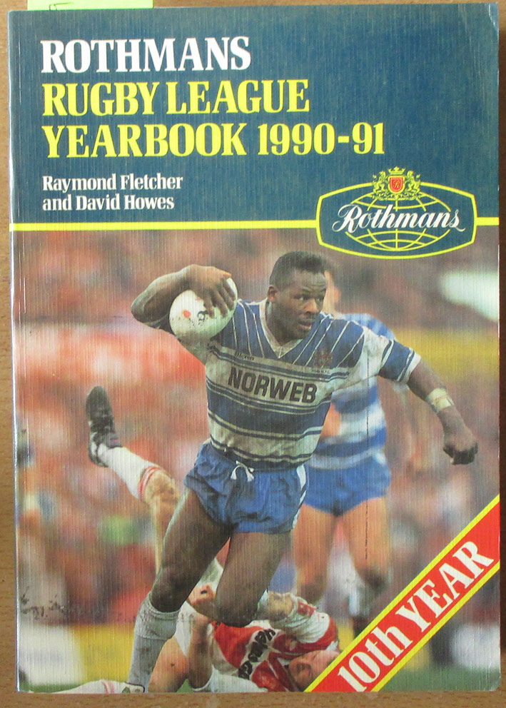 Image for Rothmans Rugby League Yearbook 1990-91