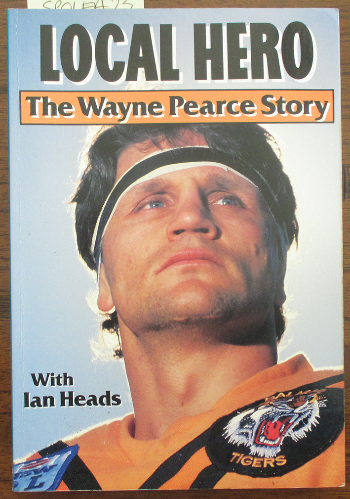 Image for Local Hero: The Wayne Pearce Story