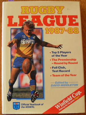 Image for Rugby League 1987-88