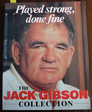 Image for Played Strong, Done Fine: The Jack Gibson Collection