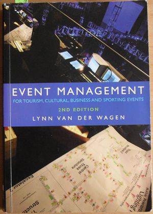 Image for Event Management: For Tourism, Cultural, Business and Sporting Events