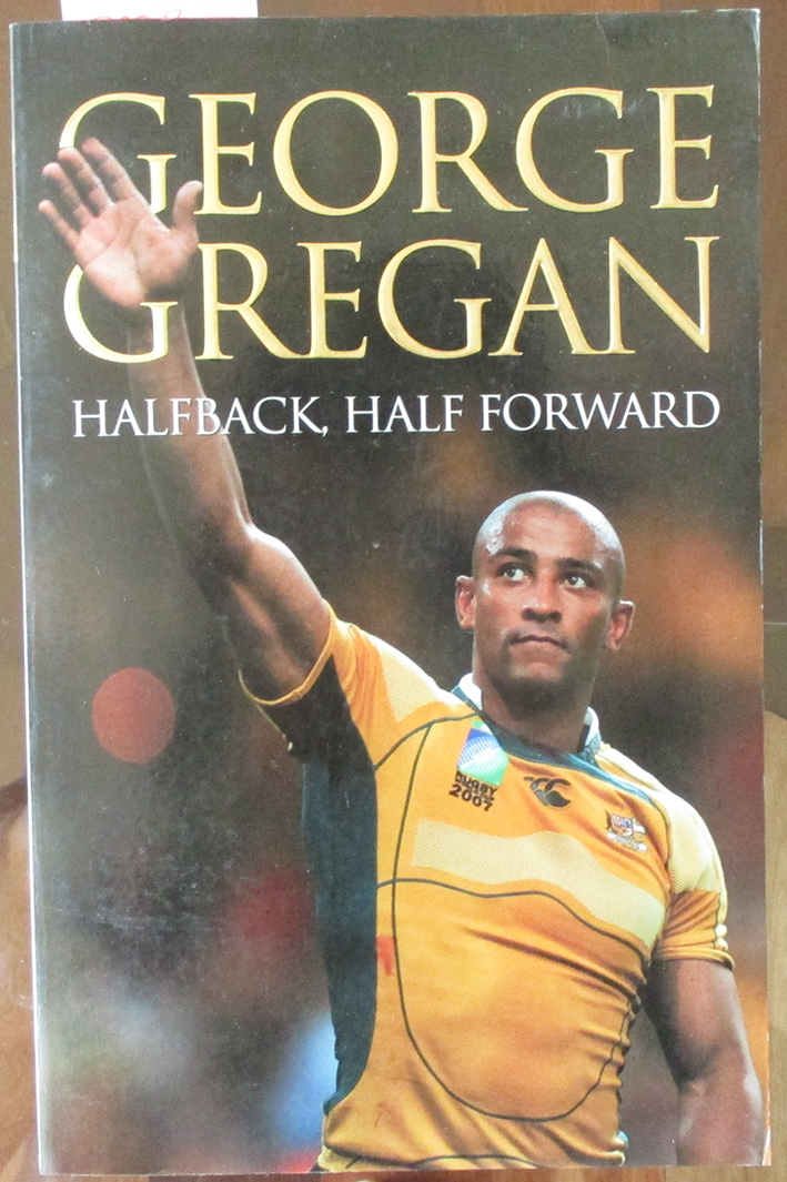 Image for Halfback, Half Forward
