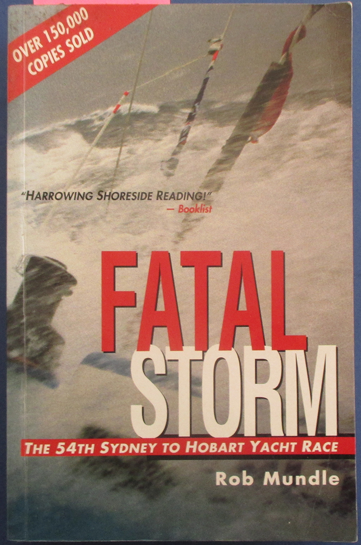 Image for Fatal Storm: The 54th Sydney to Hobart Yacht Race