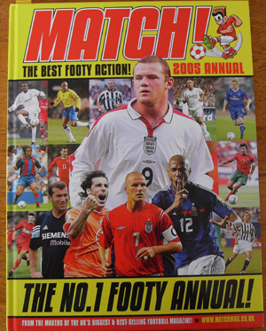 Image for Match! 2005 Annual