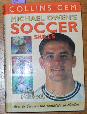Image for Michael Owen's Soccer Skills