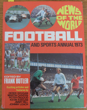 Image for News of the World: Football and Sports Annual 1973