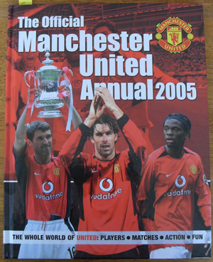Image for Official Manchester United Annual 2005, The