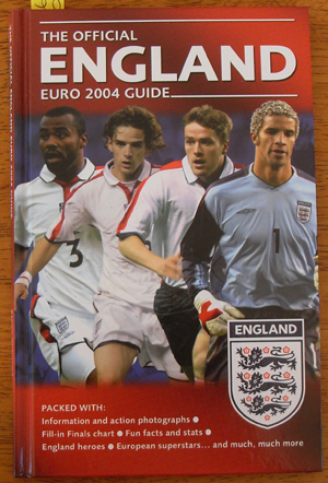 Image for Official England Euro 2004 Guide, The