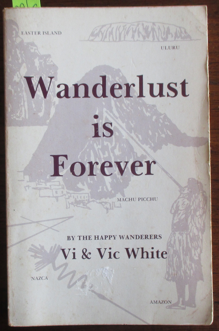 Image for Wanderlust is Forever (by the Happy Wanderers)