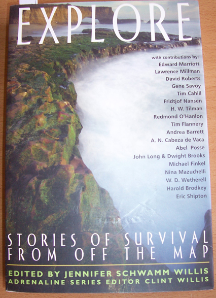 Image for Explore: Stories of Survival From Off the Map